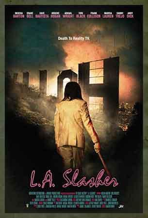 L.A. Slasher una película de Martin Owen.