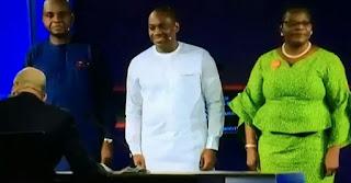2019 Debate: Read What Ezekwesili, Durotoye, Moghalu Told Nigerians [Full Details]