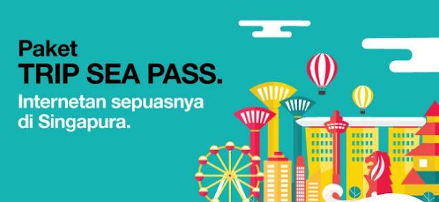 Paket TRIP SEA PASS /