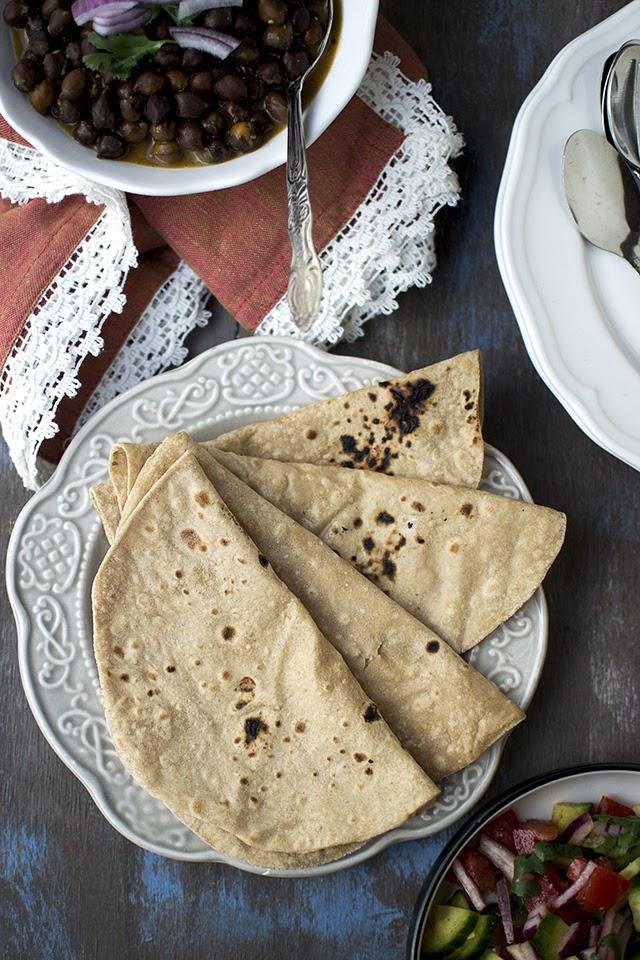 Gujarati Rotis
