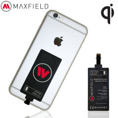 iphone 6 and maxfield wireless charging adaptor