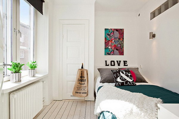 Home Tips: Solutions For Small Bedrooms 7