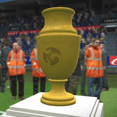 Copa America Centenario Trophy