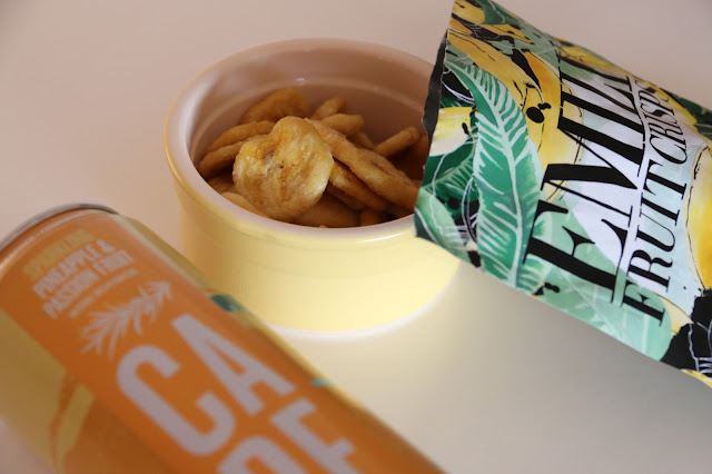 Degustabox Cape Drinks Emily Crisps Crunchy Banana Image