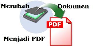 2 Cara Menyimpan Hasil Scan Dokumen ke Format PDF