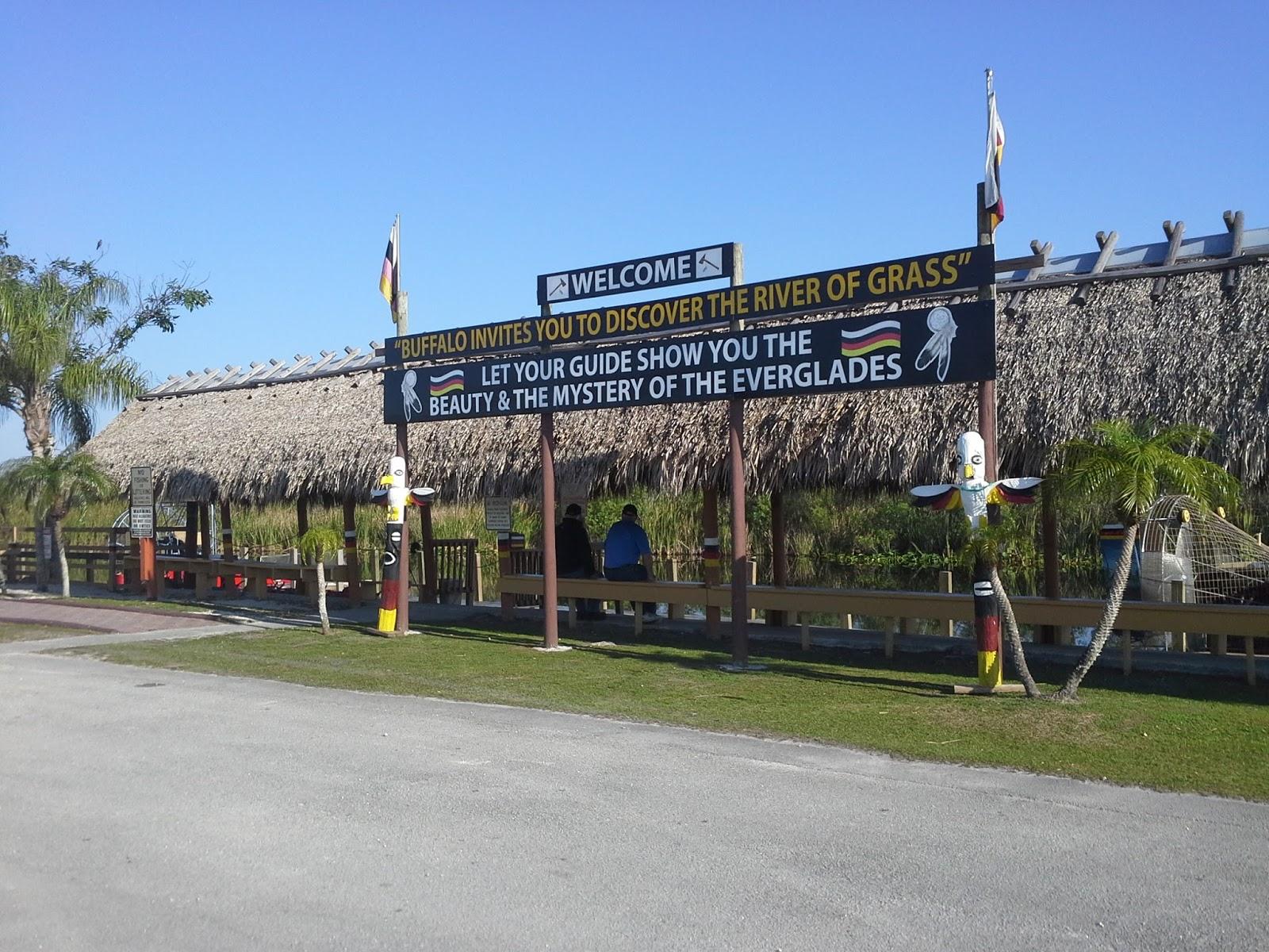 La visite des Everglades en Floride