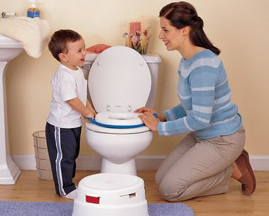 tahapan toilet training