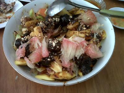 Resep rujak buah ala Manado jaman dulu