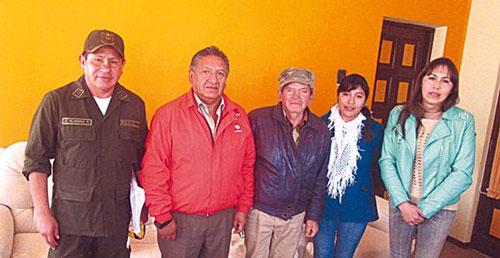 Policía de Villazón se equipa para control en frontera