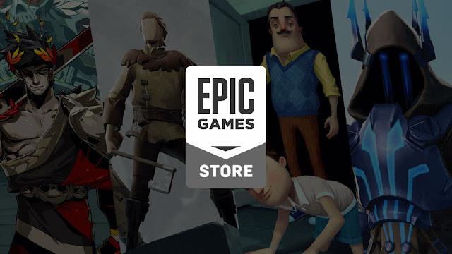 La tienda de Epic regalará dos juegos todos los meses