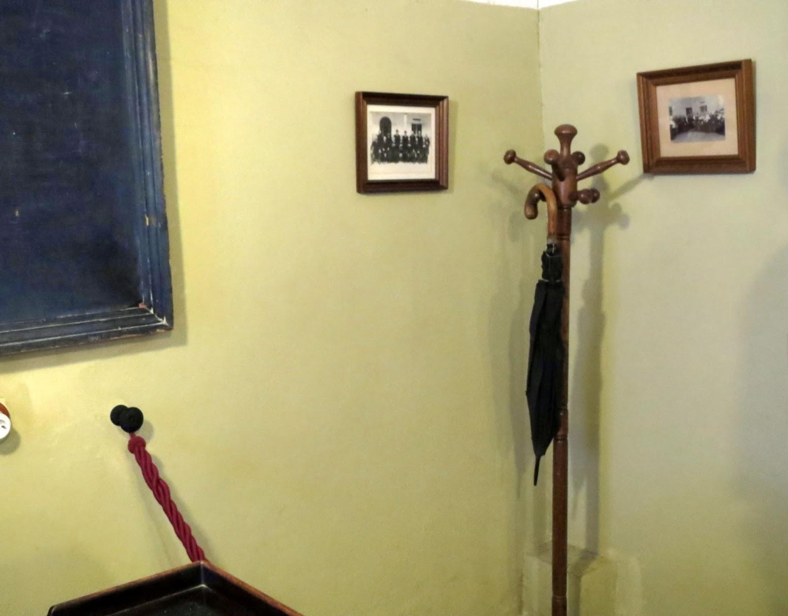 Aula de Antonio Machado. Baeza