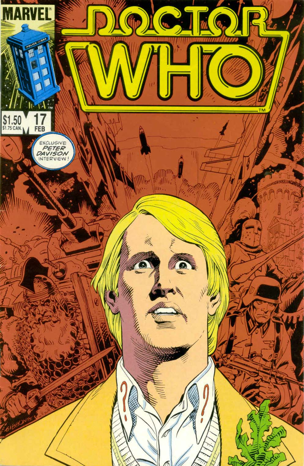 Doctor Who (1984) 17 Page 1