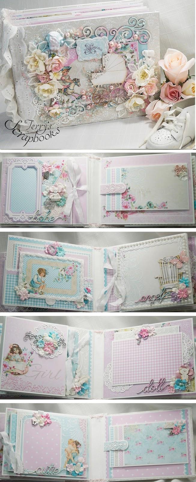 Secret Garden Craft Papers