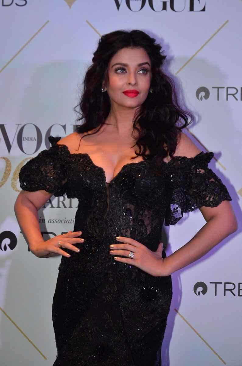 aishwarya rai hot photos at vogue beauty awards 2017%2B%25285%2529