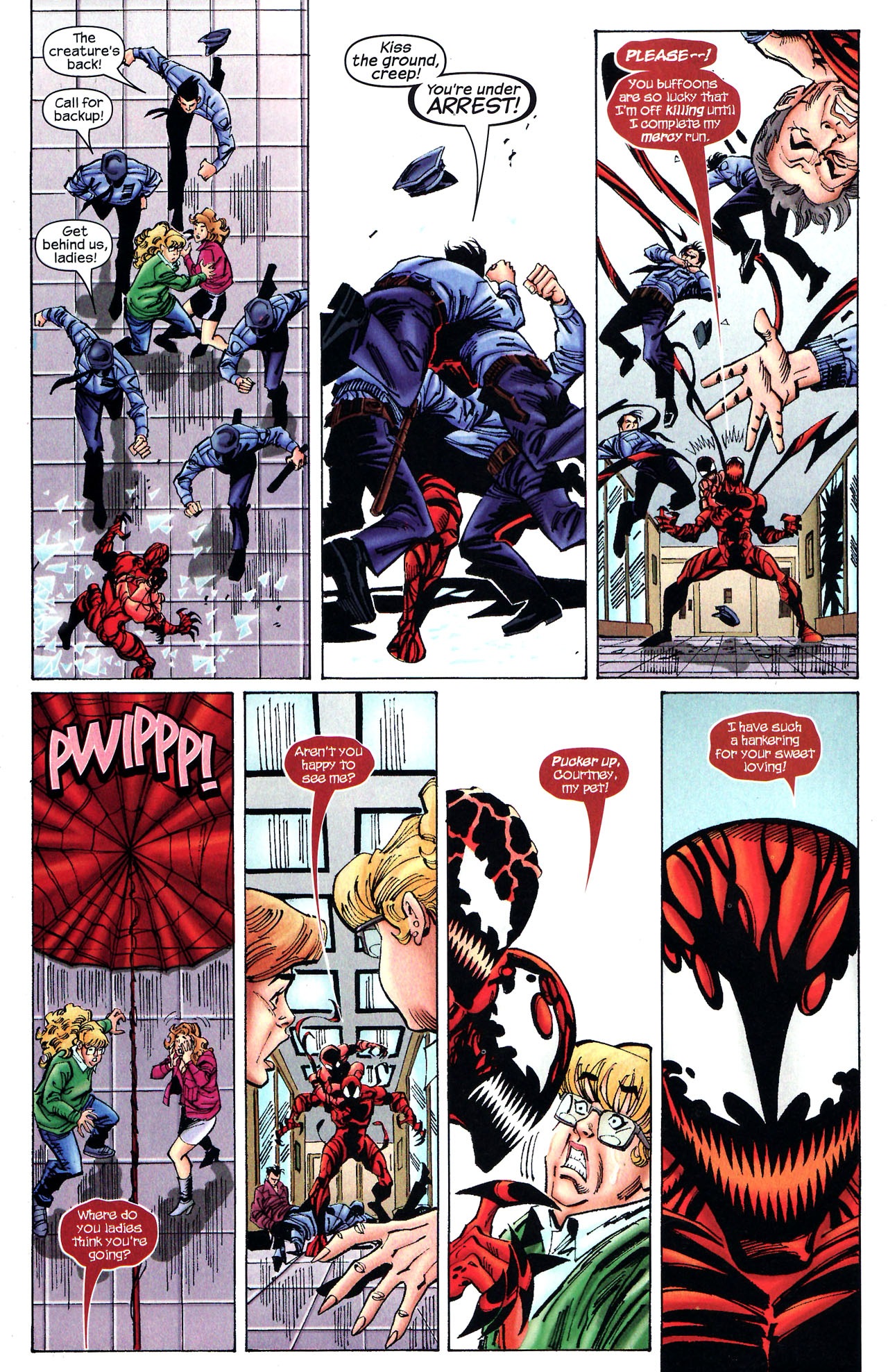 Read online Amazing Spider-Girl comic -  Issue #12 - 15
