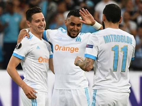 Thời điểm đó, Marseille không phải là đội bóng yếu.