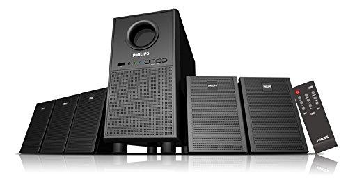 14% Off Philips Heartbeat SPA3000U 5.1 Speaker System