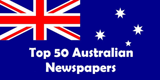 Top 50 Australian Newspapers