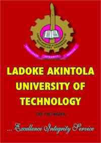 LAUTECH Notice to All 2017 Batch 'A' Prospective Corpers