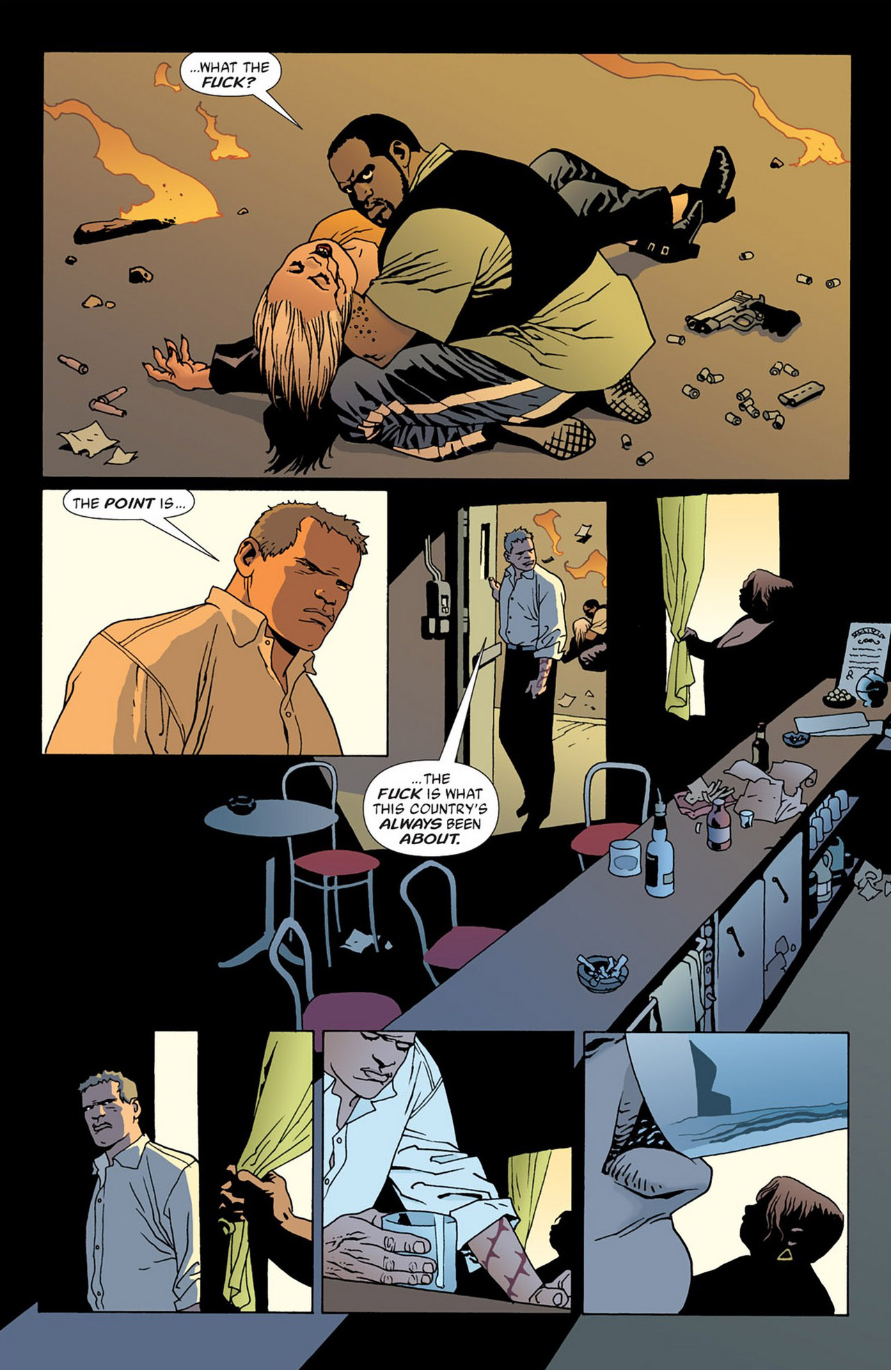 Read online 100 Bullets comic -  Issue #50 - 30
