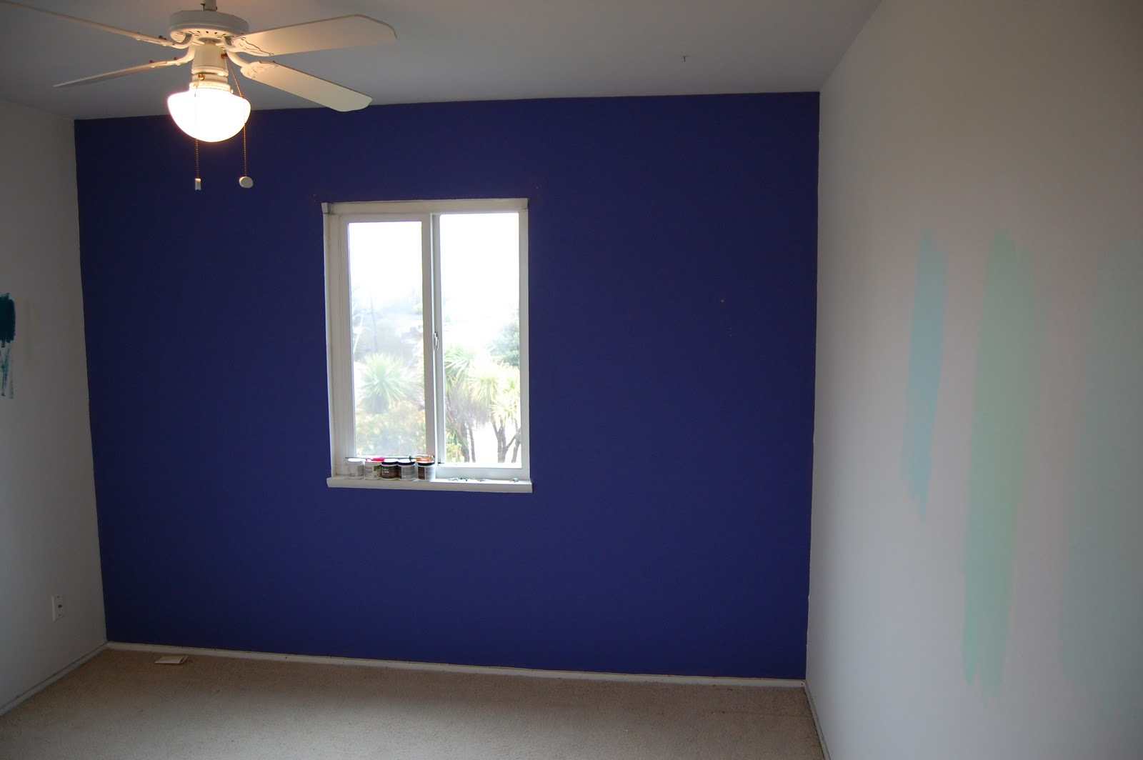 Painted Baby S Room