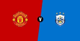 Susunan Pemain Manchester United vs Huddersfield