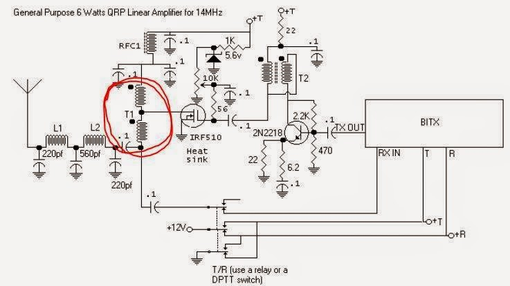 Irf510 Rf Amplifier
