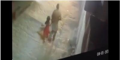 Zainab Suspect's in CCTV
