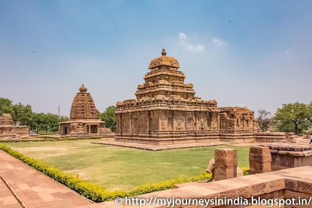 Pattadakal Sangamesvara Temple