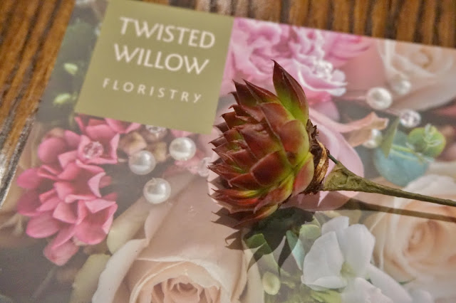 Dine Events Leeds Twisted Willow Floristry - succulent