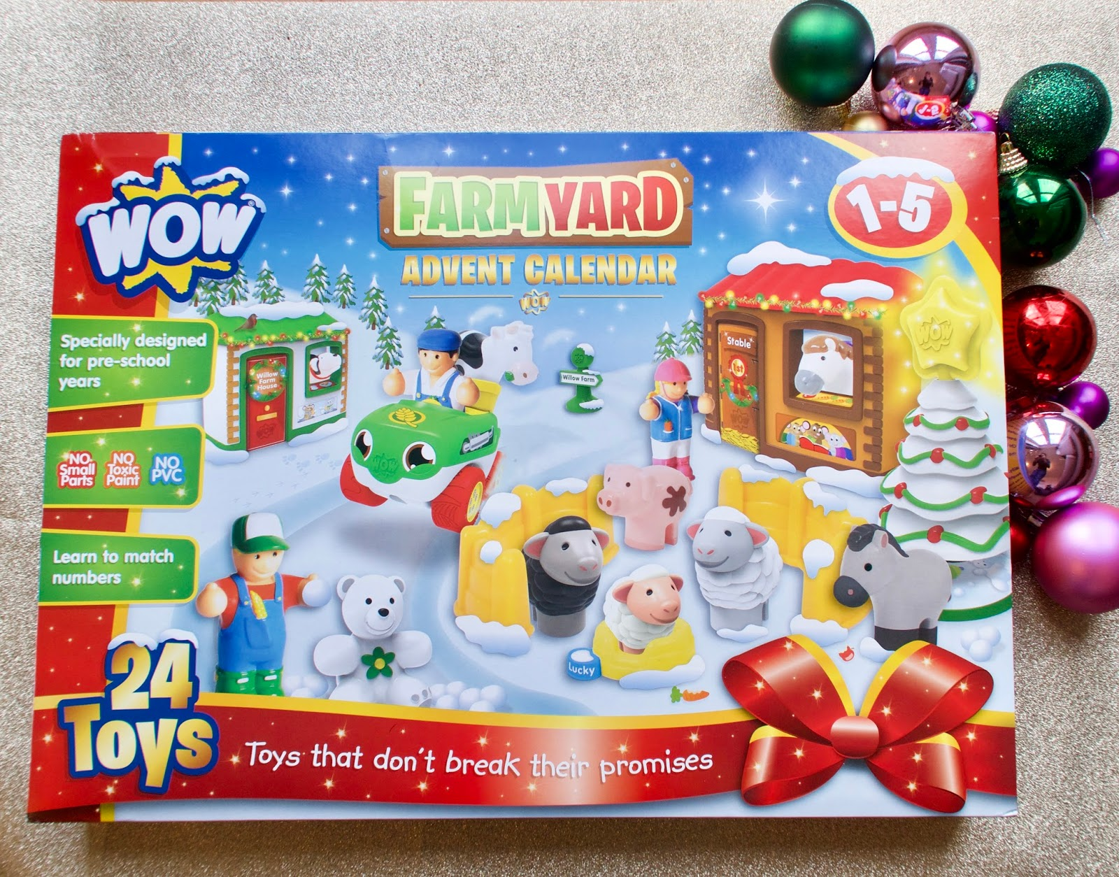The Best Advent Calendars For Kids Kerry Louise Norris