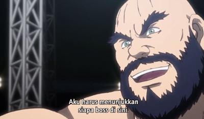 Tiger Mask W Episode 05 Subtitle Indonesia