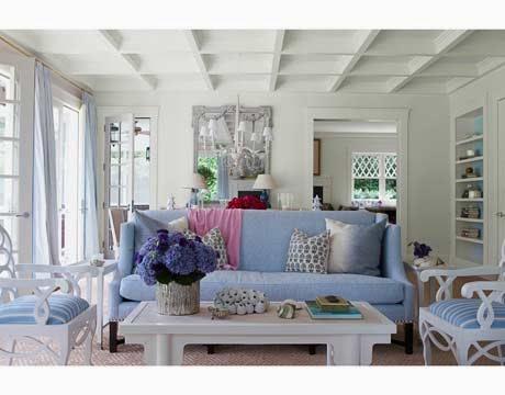 contoh gambar ruang keluarga