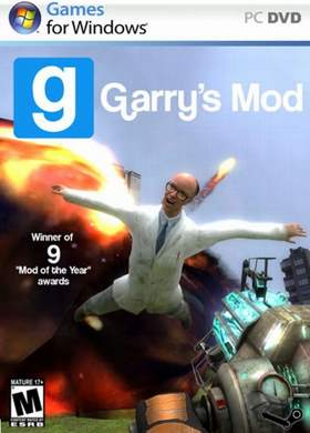 Garrys Mod [Última version] [2017] Full [MEGA]