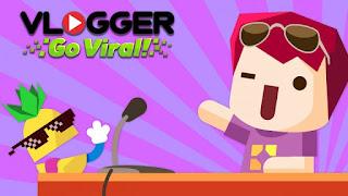 Vlogger Go Viral - Clicker Apk Mod Dinheiro Infinito