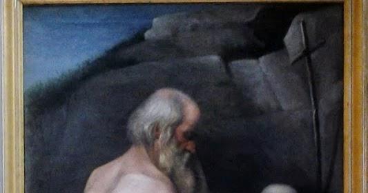 Arte. Il San Girolamo di Del Corchio
