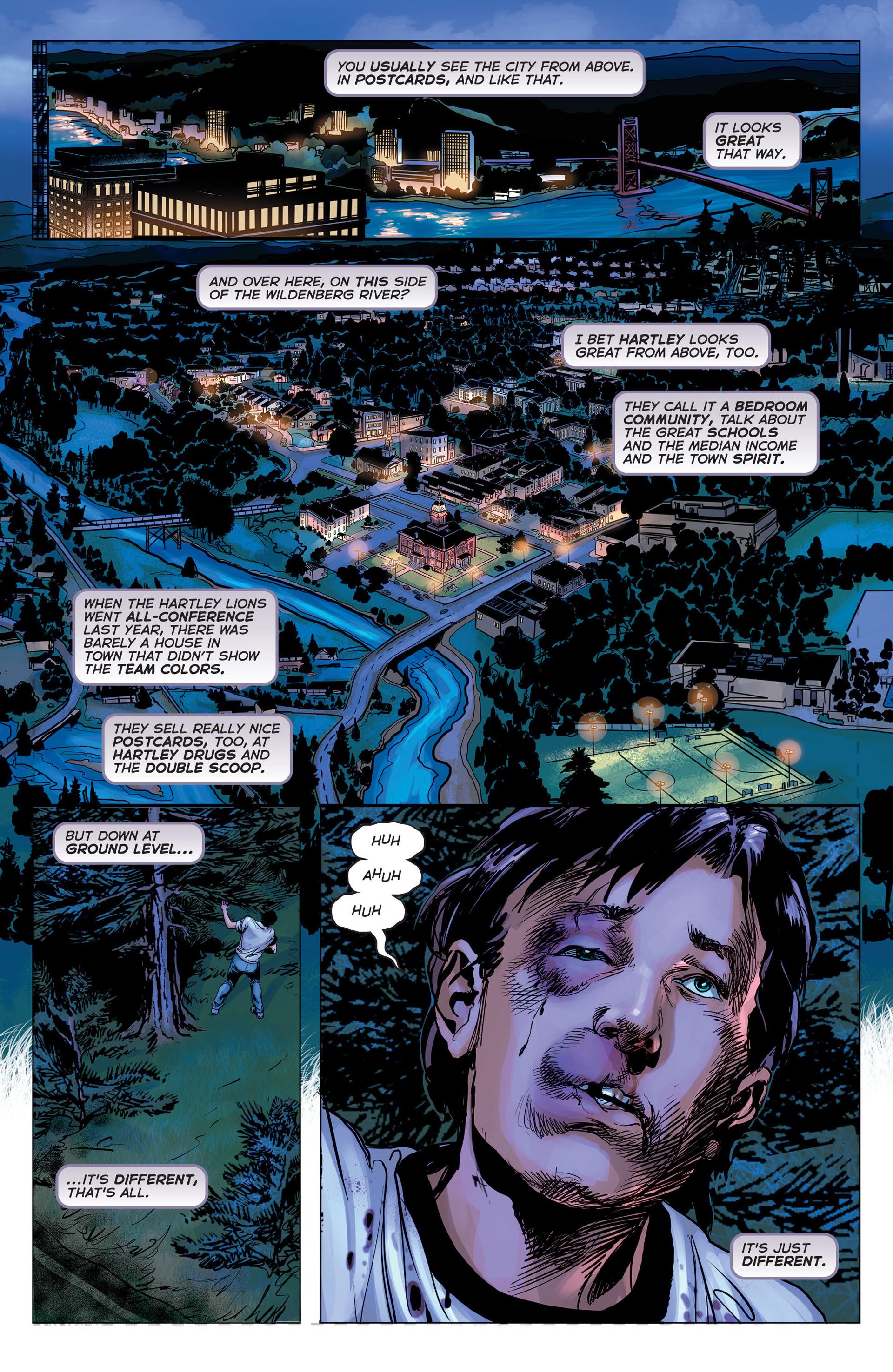 Read online Astro City comic -  Issue #7 - 2