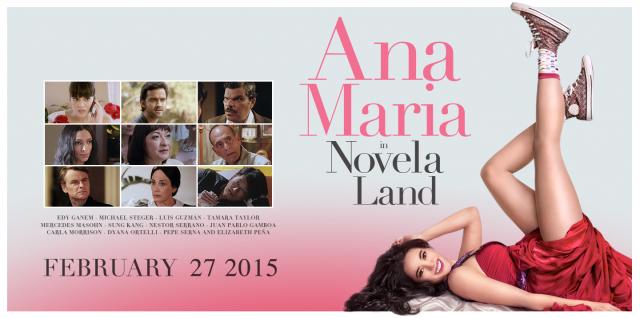 Hình ảnh Ana Maria Trong Phim