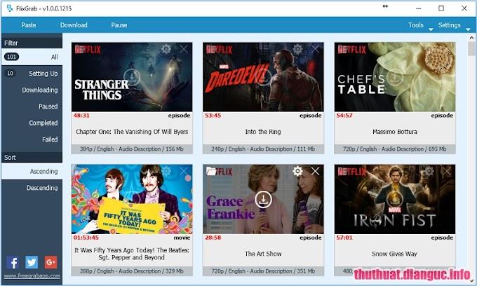 Download FlixGrab+ 1.5.5.290 Premium Full Cr@ck