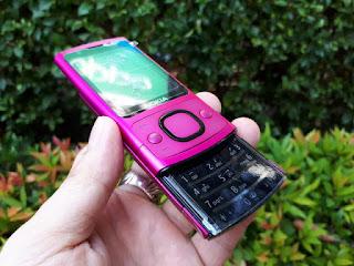Nokia 6700 Slide Jadul Seken Mulus Kolektor Item