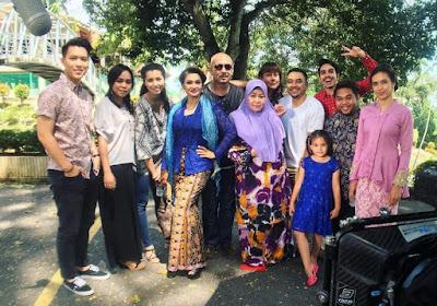 Image result for drama anak mat saleh cakap melayu
