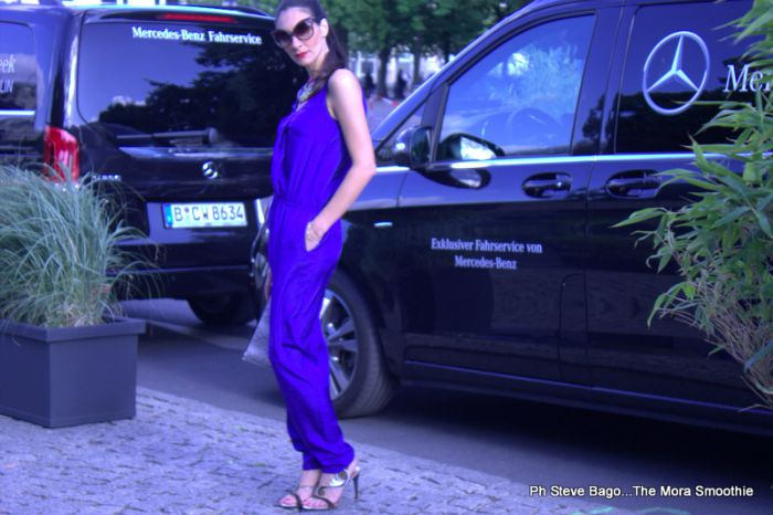 paola buonacara, MBFW, MBFWB, mbfwberlin, mbfwb july 2015, fashionblog, fashionblogger, themorasmoothie, marina hoermanseder, Ewa Herzog, lilly ingenhoven, berlin, ootd, outfit, look, outfitoftheday, lookoftheday, penny black, loriblu, ivana helsinki, max & co, shoes, dress, jumpsuit, bag, mercedes benz,