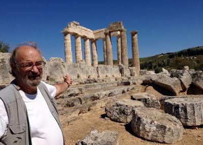 «Είναι εξαιρετικά ειρωνικό ότι η Αρχαία Ελλάδα εμπνέει περισσότερο τους μη Έλληνες απ' ό,τι τους Έλληνες!»