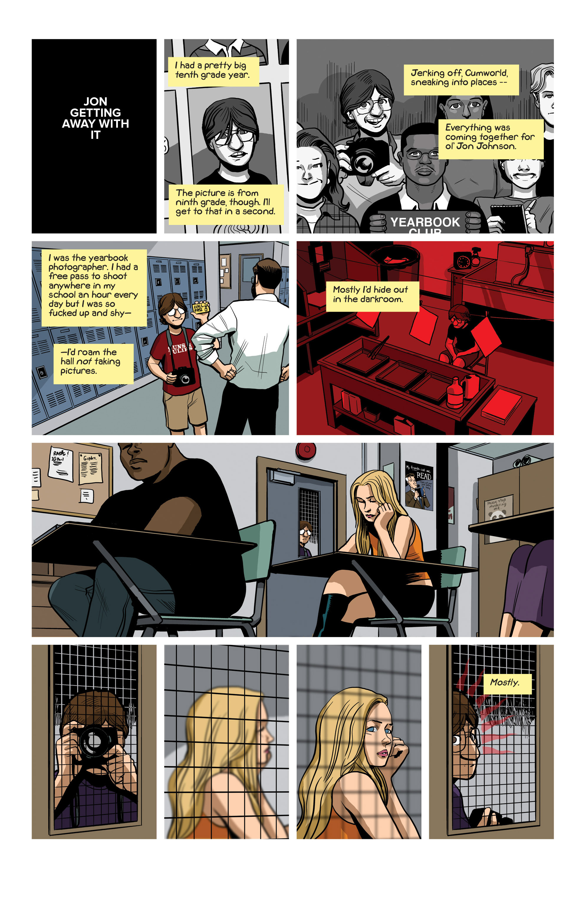 Read online Sex Criminals comic -  Issue #7 - 9