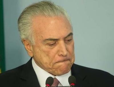 81% dos brasileiros querem abertura de processo contra Temer, diz Ibope