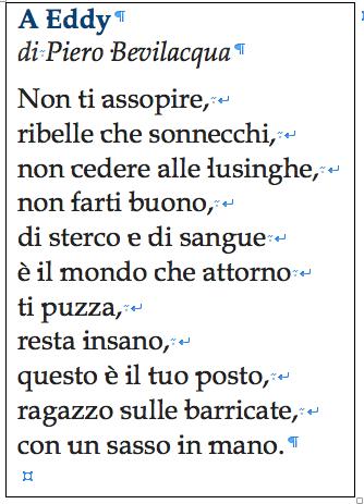 Una Poesia Eddyburgit