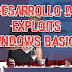 Desarrollo de Exploits Windows Básico por  Nico Waisman