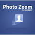 تكبير صور الفيسبوك بتمرير سهم الماوس بدون الضغط عليها