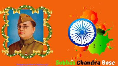 Happy Netaji Subhash Chandra Bose Jayanti Images Picture Wishes