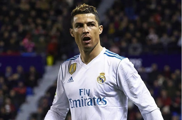 Ronaldo to be earning £510,000 per week